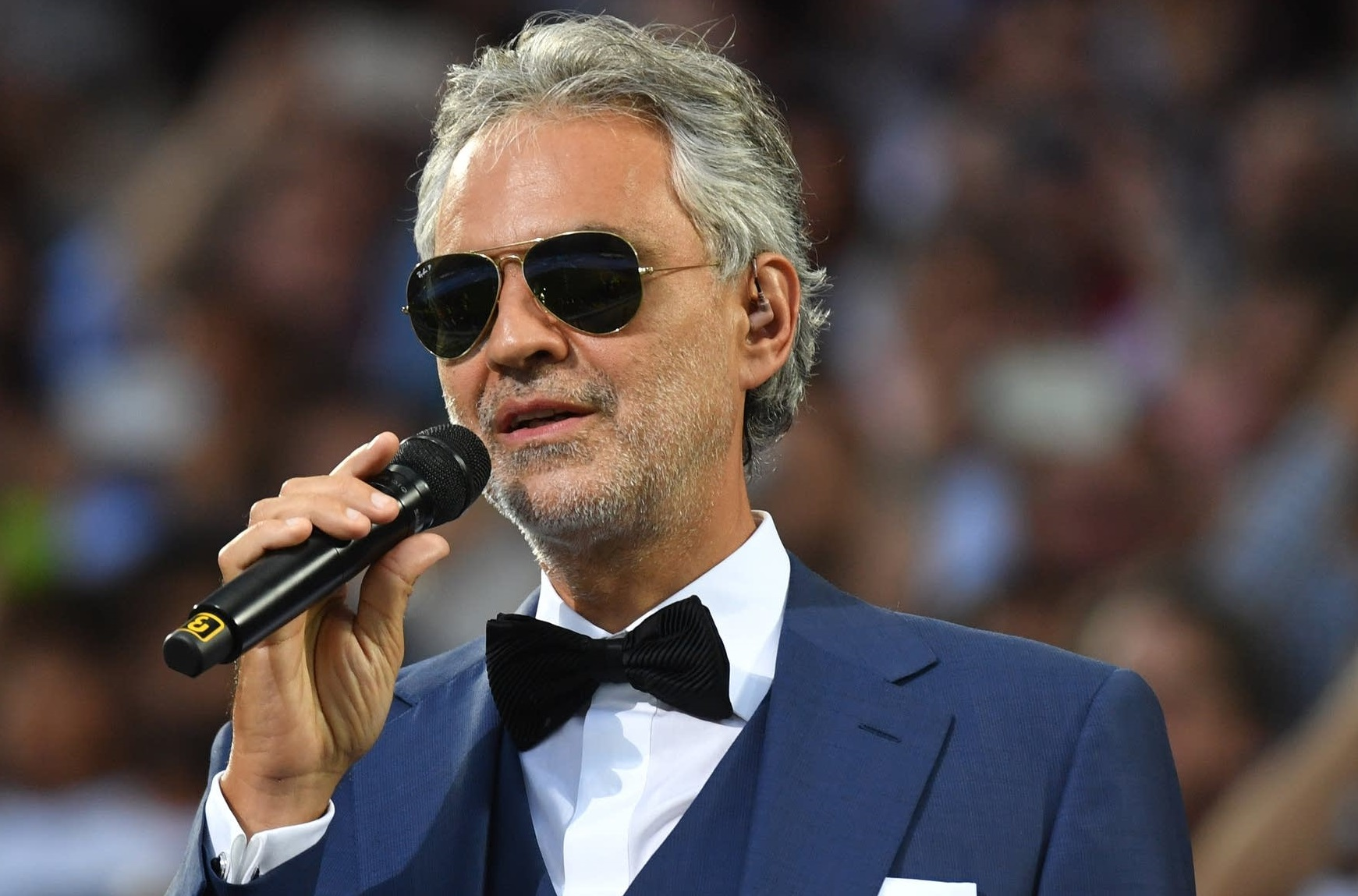 Offer Andrea Bocelli Concert – 24th July 2020